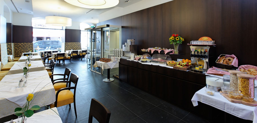 Hotel Post, Vienna, Austria - Breakfast buffet.jpg